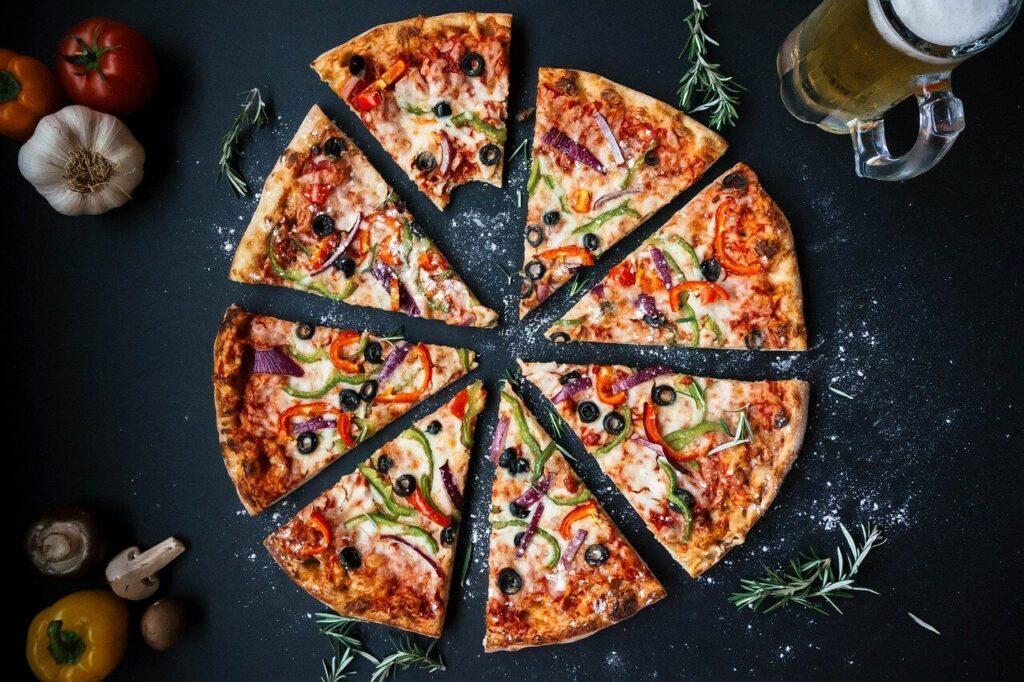 wino do włoskiej pizzy